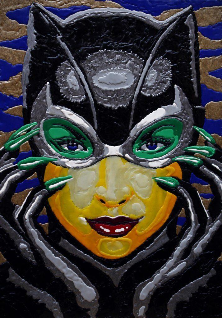 HOHLBAUM.ART I Karl G.o.P. I Catwoman Centre