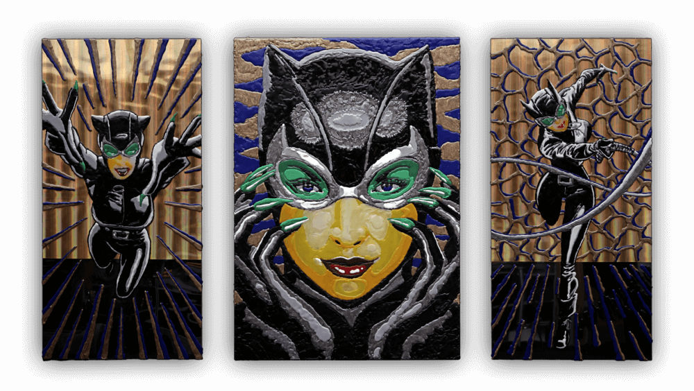HOHLBAUM.ART I Karl G.o.P. I Catwomen Series