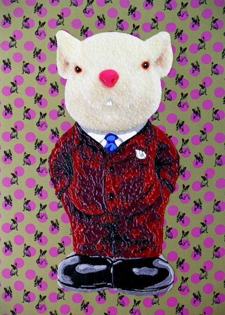 HOHLBAUM.ART I Karl G.o.P. I Doctor Mouse And The Royal Dogs