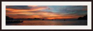 """HOHLBAUM.ART stellt vor Alexander Korostylevs Foto """"Palawan Philippines"""" mit Sonnenuntergang im Fokus"""