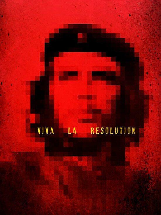 HOHLBAUM.ART I Kiolomo I Viva La Resolution I Interiour Design Gussharz