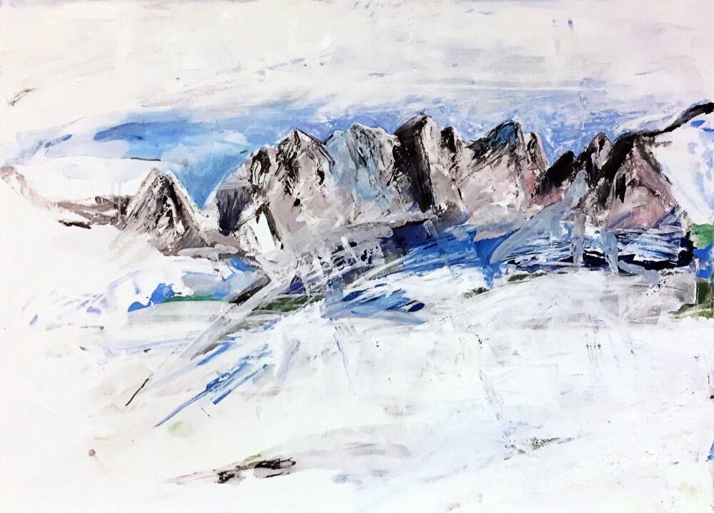 Hohlbaum Art I Sonja Leona I Wilder Kaiser