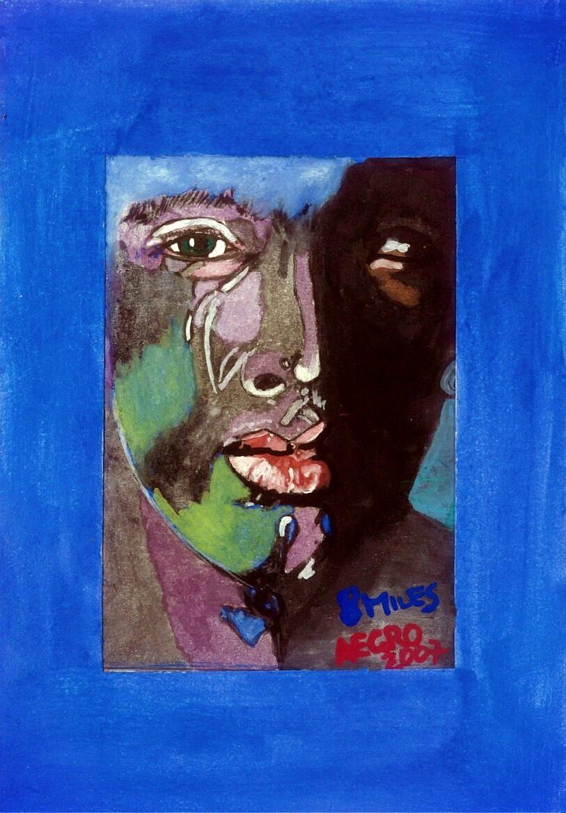 Hohlbaum Art I Negro I 8 Miles