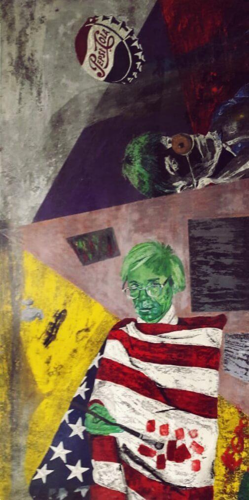 Hohlbaum Art I Negro I Pop