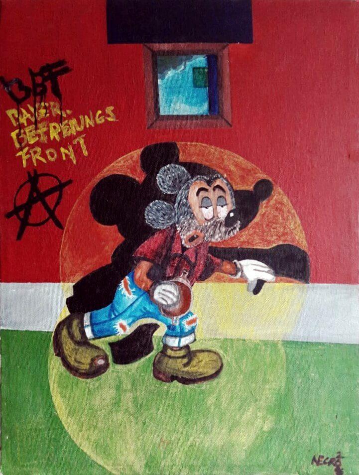 Hohlbaum Art I Negro I BBF