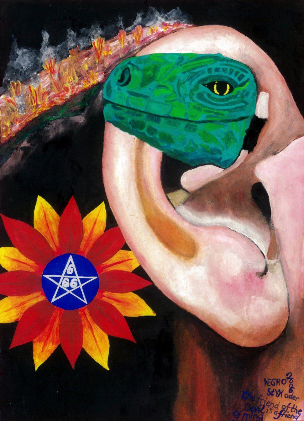 Hohlbaum Art I Negro I Styx