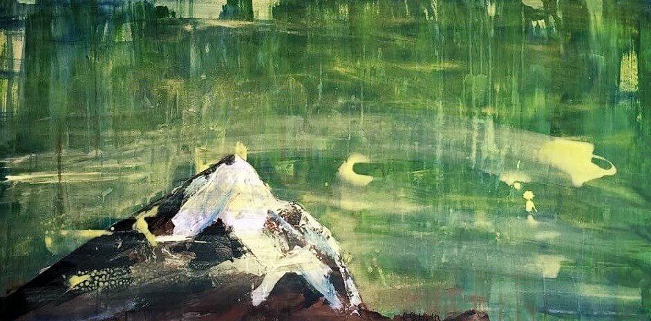 Hohlbaum Art I Sonja Leona I Alpspitze