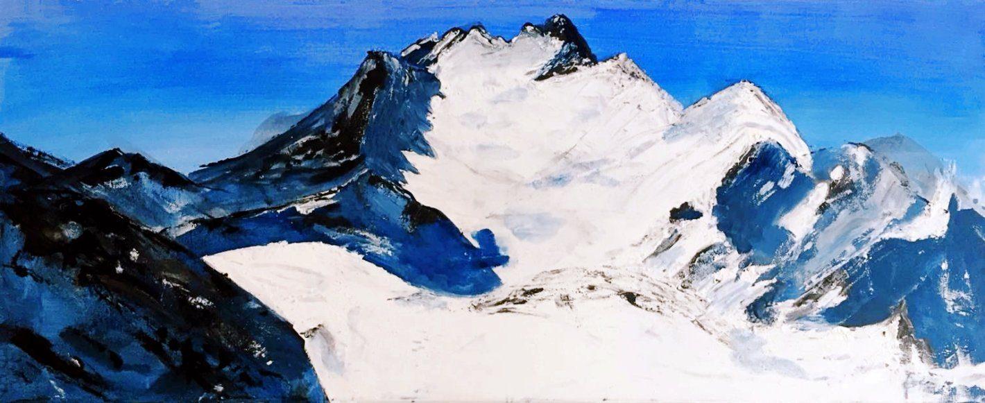 Hohlbaum Art I Sonja Leona I Hainbachjoch View