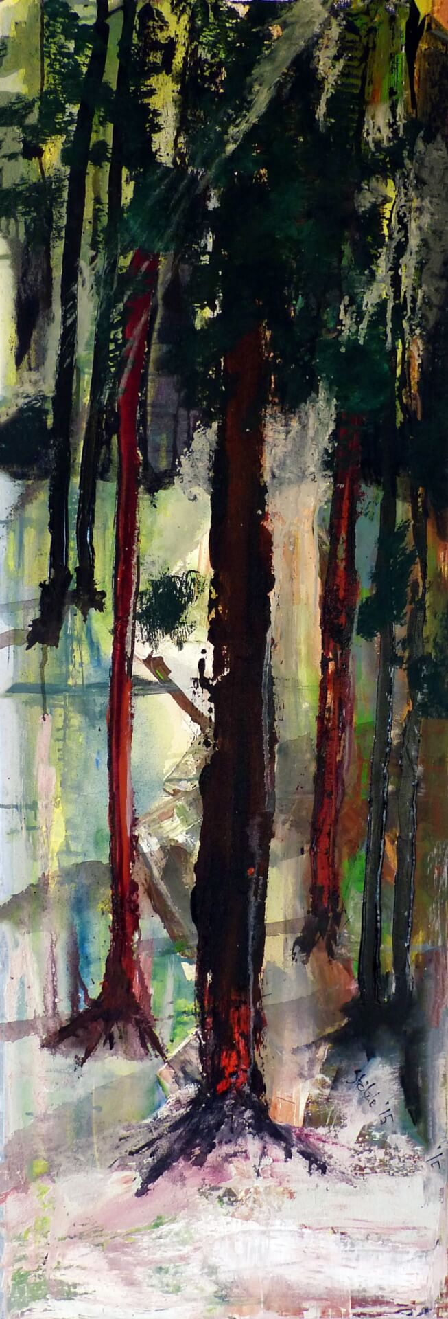 Hohlbaum Art I Sonja Leona I In the woods
