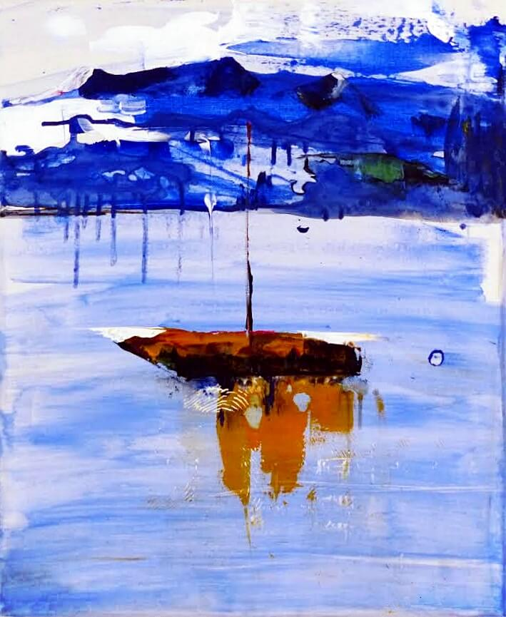 Hohlbaum Art I Sonja Leona I Lake Starnberg
