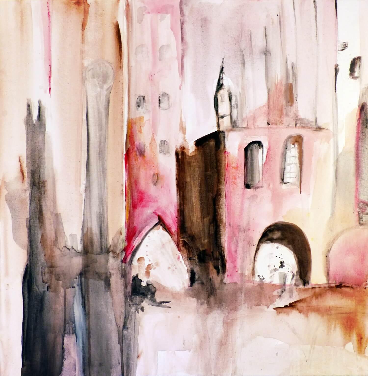 Hohlbaum Art I Sonja Leona I Marienplatz Munich