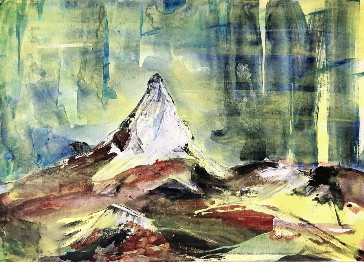 Hohlbaum Art I Sonja Leona I Matterhorn VII