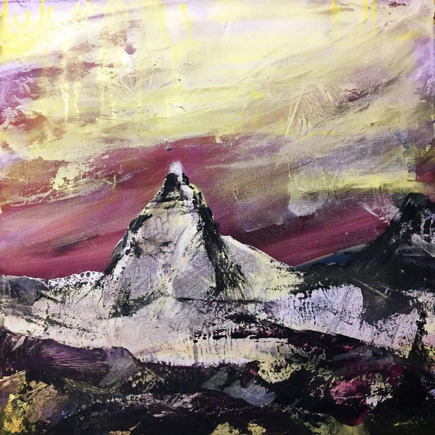 Hohlbaum Art I Sonja Leona I Matterhorn X