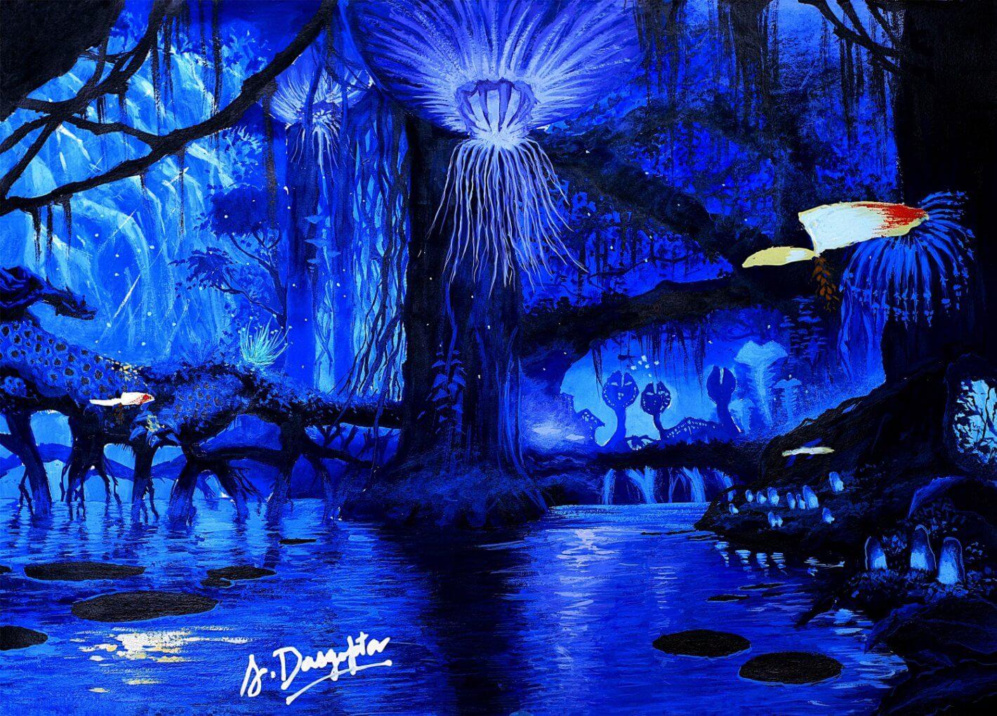 Hohlbaum Art I Shouvik Dasgupta I Fantasy Beyond Imagination