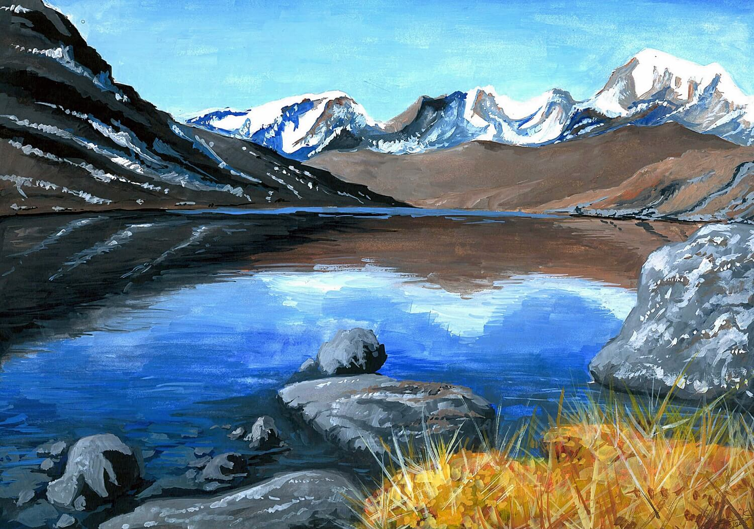 Hohlbaum Art I Shouvik Dasgupta I Sikkim (India)