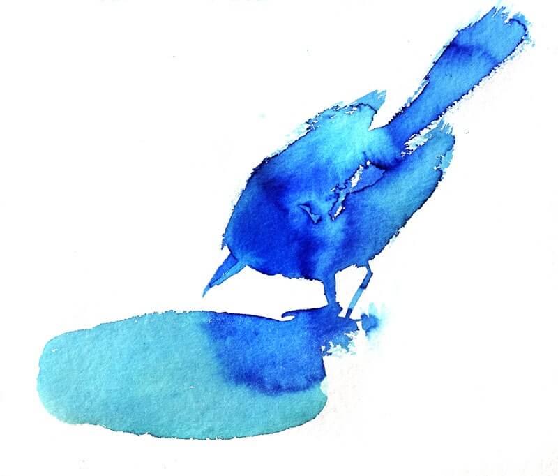 Hohlbaum_Art-Andreas_Hirsch-blauer_Vogel